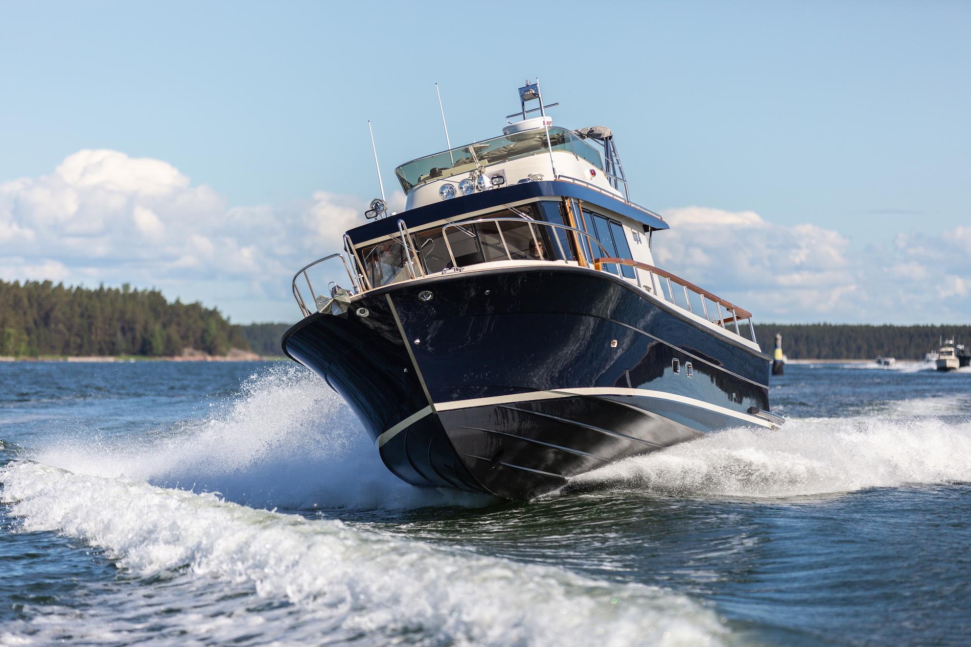 Targa Boats